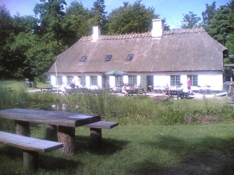 Hammermøll, Hellebæk, Nord Sjælland, Denmark