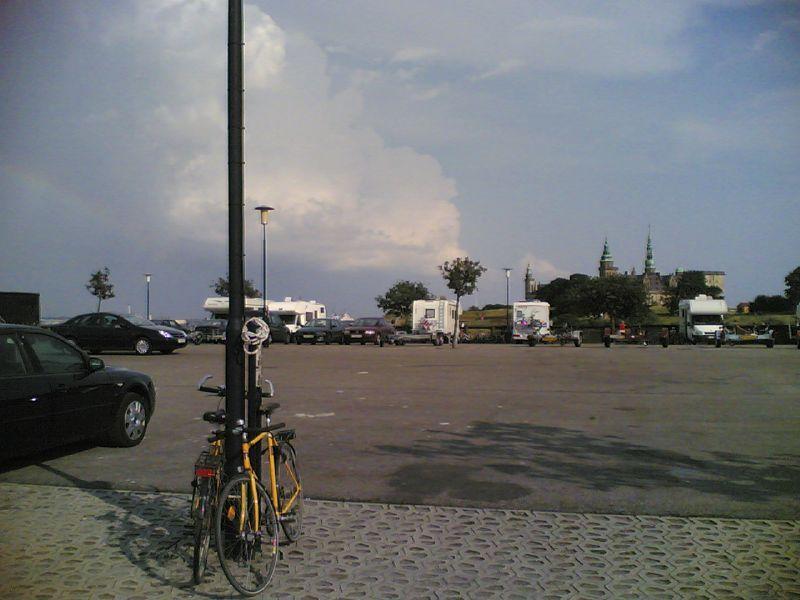 Thunder over Malmö