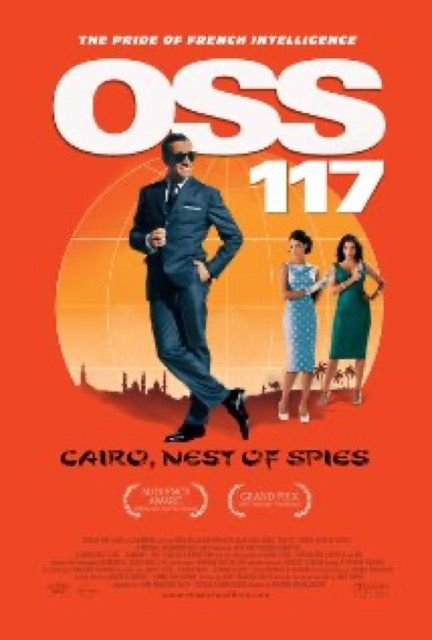 OSS 117: Le Caire, nid d'espions (OSS 117: Cairo, Nest of Spies)
