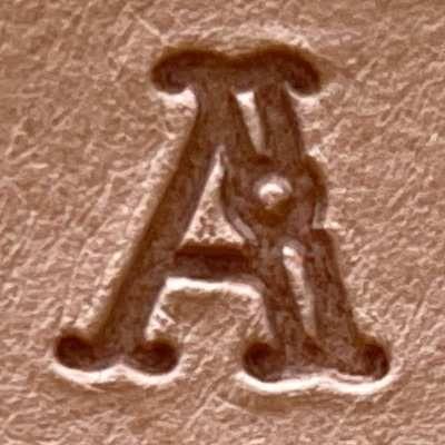 3-8 decorative letter