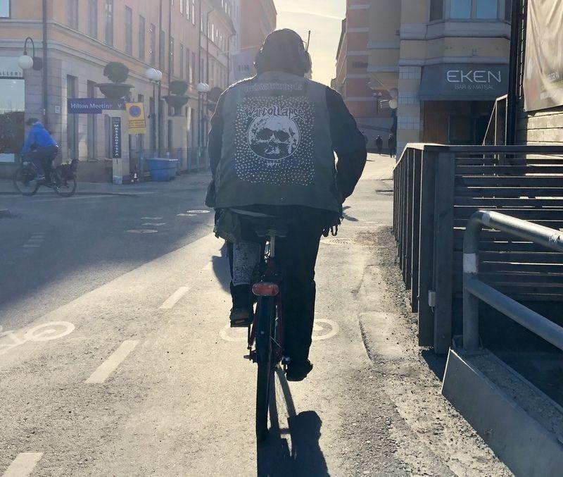 Veckans bästa cyklist.