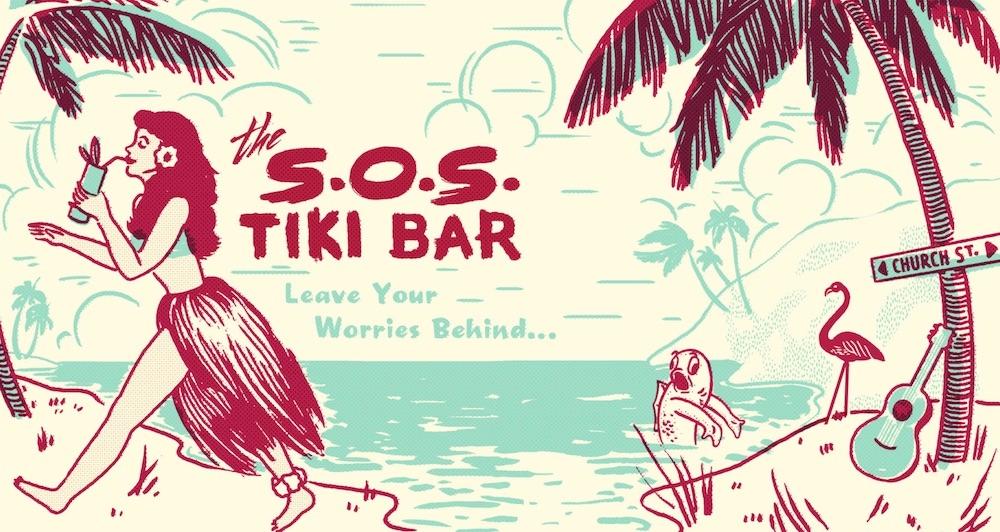 SOS Tiki Bar