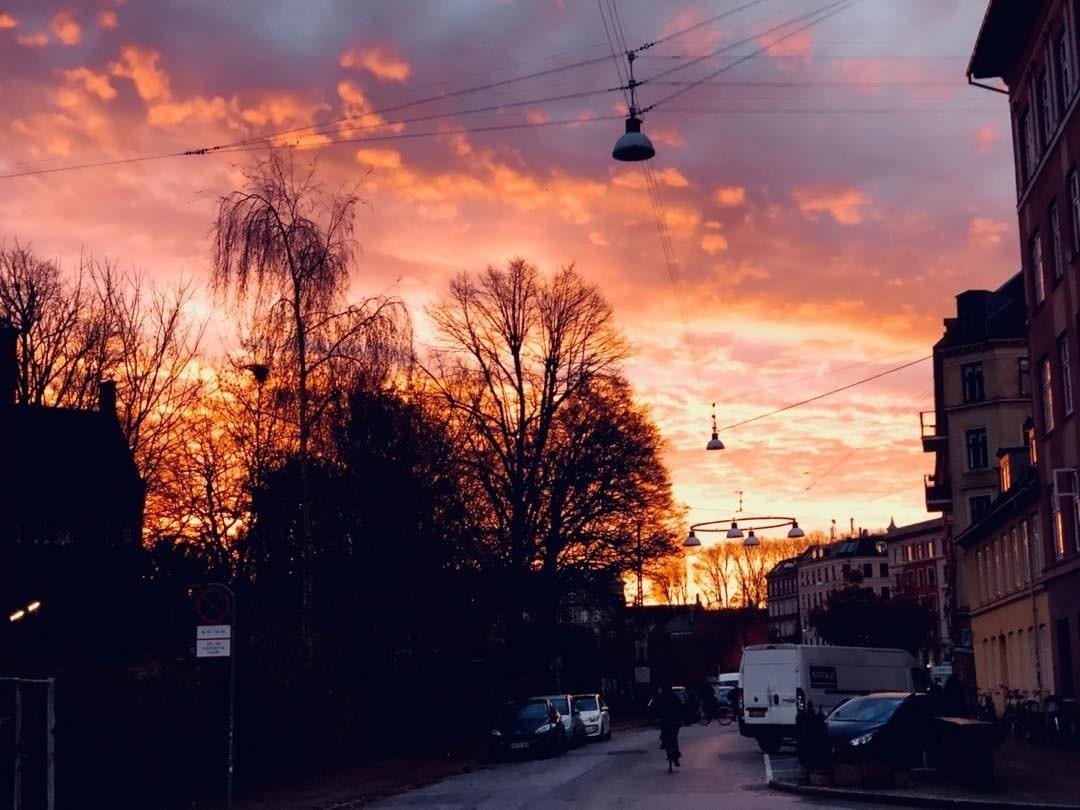 Lovely. #sunrise