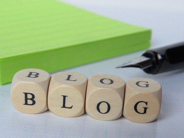 Blog çalışmaları görseli…