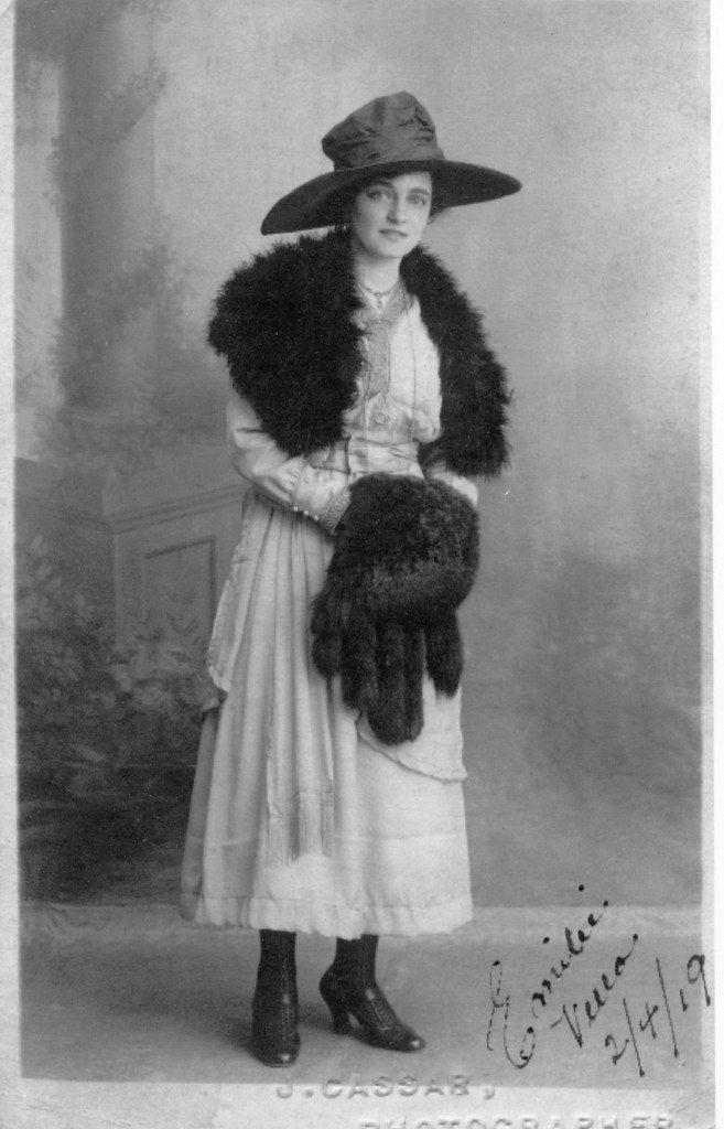 Emily Vella April 1919