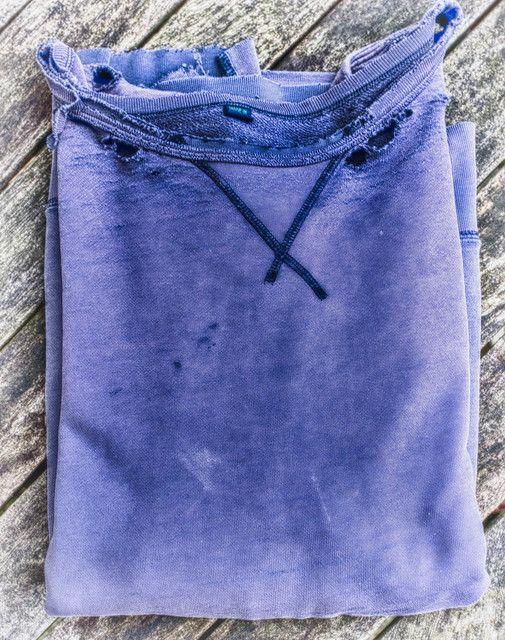 Requiem for a shirt