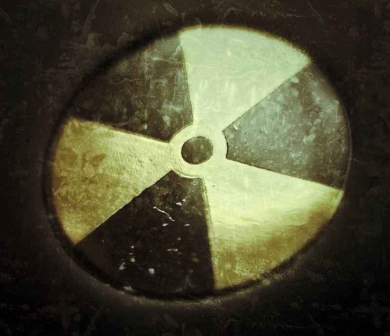Radiation warning!