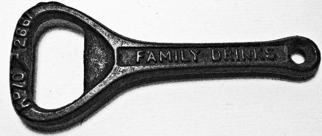 Granny's bottle opener